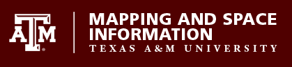 Mapping and Space Information Logo